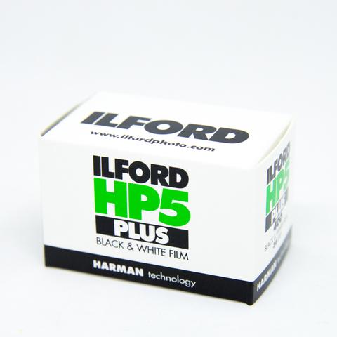 Фотопленка Ilford HP5 Plus 400/135-36