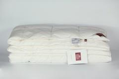 Одеяло пуховое кассетное зимнее 200x220 «Luxe Down Grass»