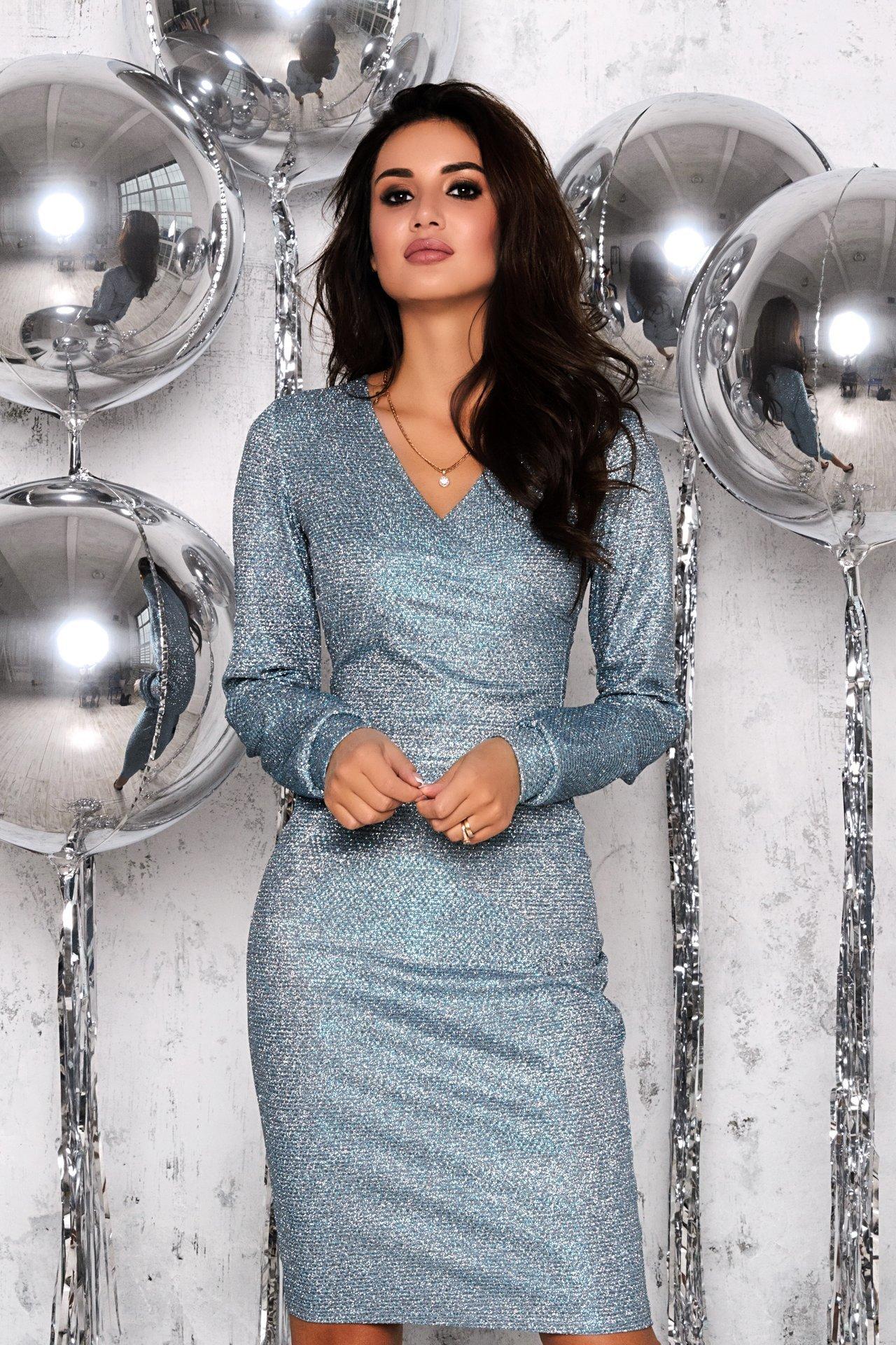 Платья Платье полуприлегающего фасона 3333 123.jpg