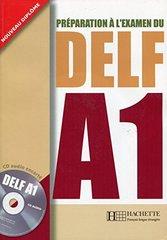 DELF A1 Livre+CD