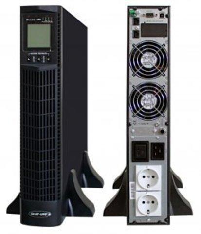 ИБП SKAT-UPS 3000 RACK+6x9Ah