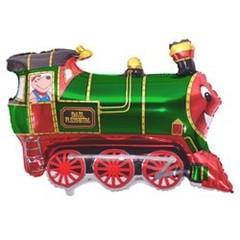 F Мини-фигура Поезд (зеленый), 14