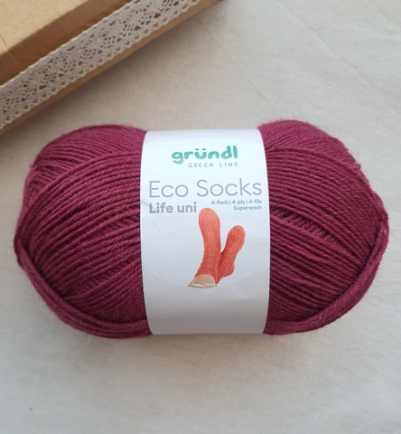 Gruendl Eco Socks Life Uni купить