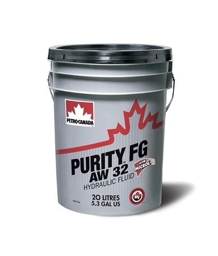 PURITY FG AW 46 гидравлическое масло Petro-Canada (20 литров) купить на сайте официального дилера Ht-oil.ru