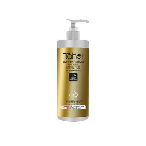 BOTANIC SOFT EFFECT SHAMPOO FOR DRY AND DAMAGED HAIR Бессульфатный очищающий шампунь с кремовой текстурой для сухих и поврежденных волос 400 мл