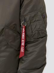Куртка Alpha Industries CWU 45/P Sllim Fit Rep. Grey (Серая)