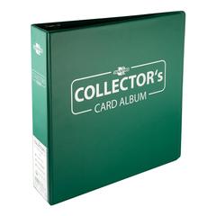 Альбом Blackfire Collectors Album - зелёный