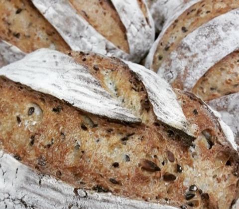 Хлеб Три семечки, 265 г. (Лесково)