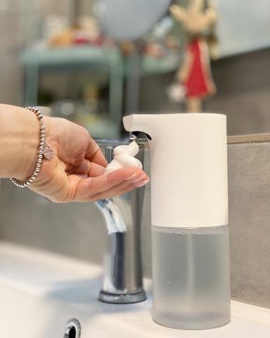 xiaomi бесконтактный диспенсер для мыла mijia auto hand washer
