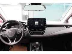 Магнитола для Toyota Corolla (2019+) Android 9.0 4/64GB IPS DSP модель ZF-6008-DSP