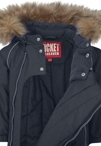 Зимний комбинезон Ticket to Heaven Snow Baggie для мальчика синий
