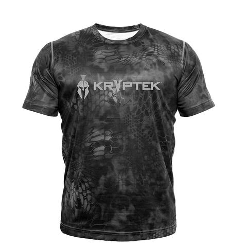 Футболка KRYPTEK HYPERION SS CREW с логотипом Typhon™
