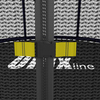 Батут UNIX 8 ft SUPREME GAME (blue) - 2,44 м