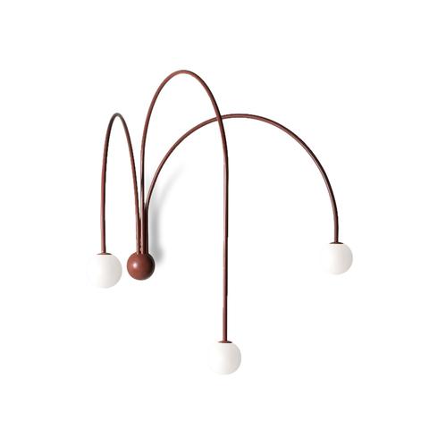 Настенный светильник Spring by Michael Anastassiades (красный)
