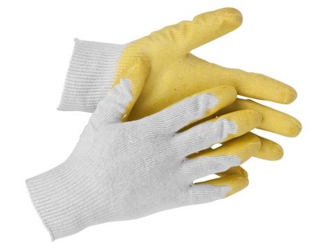 STAYER PROTECT, размер L-XL, перчатки с одинарным латексным обливом