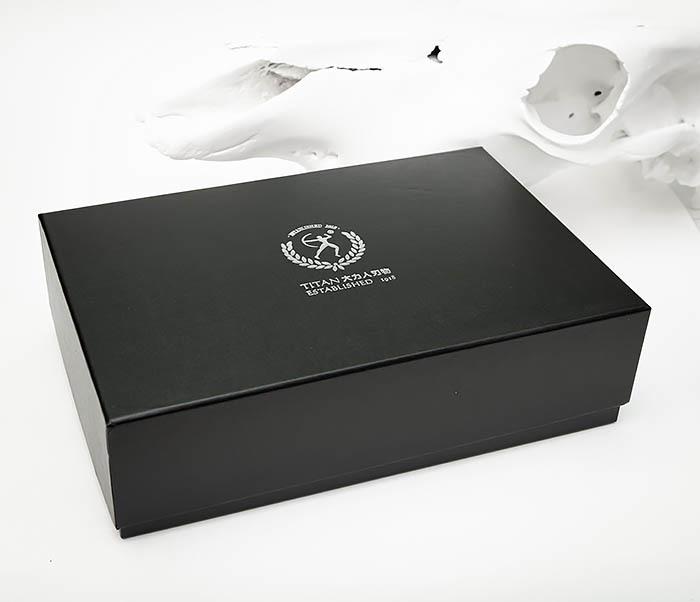 RAZ490 Подарочный набор для бритья «TITAN» с классическим станком фото 14