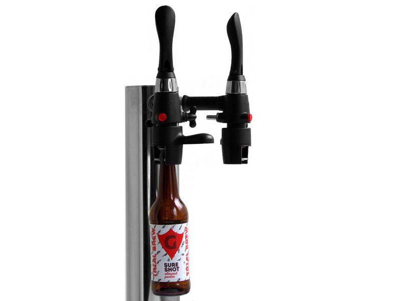 Розлив и хранение пива Сменная ложка для пеногасителя itap для разлива пива из кег в стеклянную бутылку 1.jpg