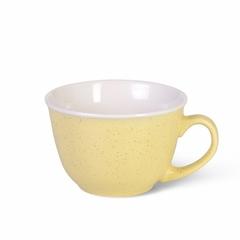 6081 FISSMAN Кружка 500мл, цвет Желтый (керамика)