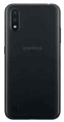 Смартфон Samsung Galaxy A01 2/16Gb Черный