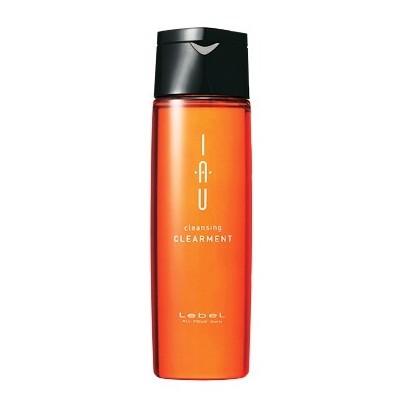 Lebel IAU Home: Освежающий аромашампунь для волос и нормальной кожи головы SPF10 (IAU Cleansing Clearment), 200мл/600мл/1л