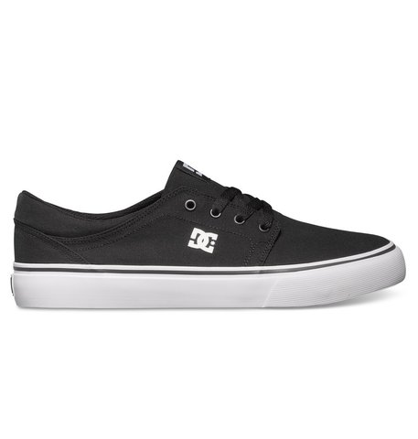 Кеды DC TRASE TX M SHOE BKW Black/White