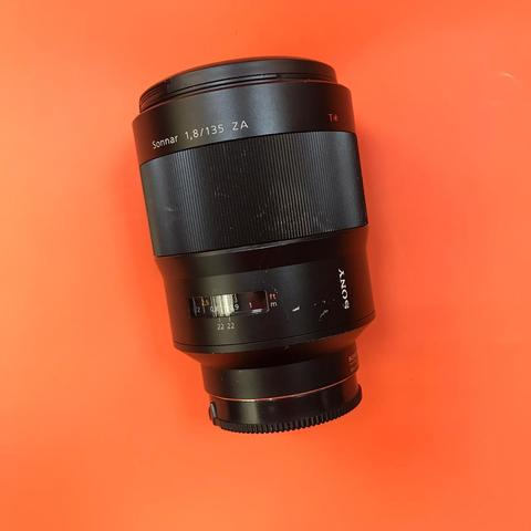 Объектив Sony 135mm F2.8 SAL135F28 комиссия