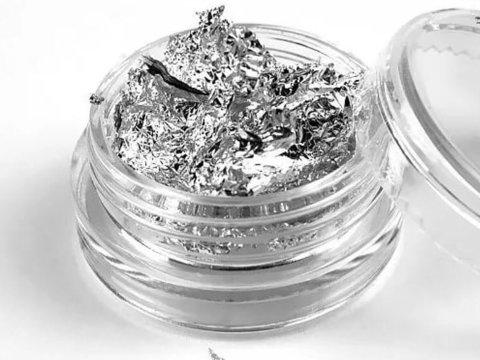 Пищевое серебро , (баночка)