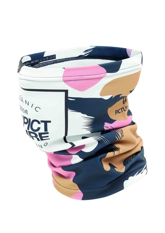 Шарф Picture Organic NECKWARMER G Pink Painter