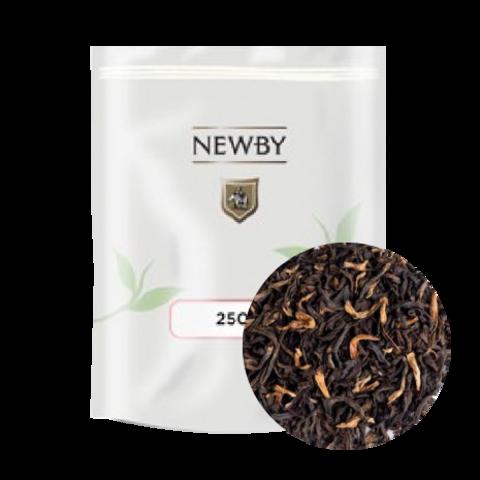 Чай Newby Ассам в пакетах 1/250г