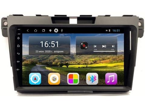 Магнитола для Mazda CX-7 (07-12) Android 11 2/16GB IPS  модель CB-3214T3L