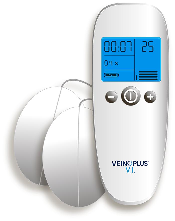 Veinoplus Нейро-мышечный электростимулятор Veinoplus V.I. 6873.jpg.png