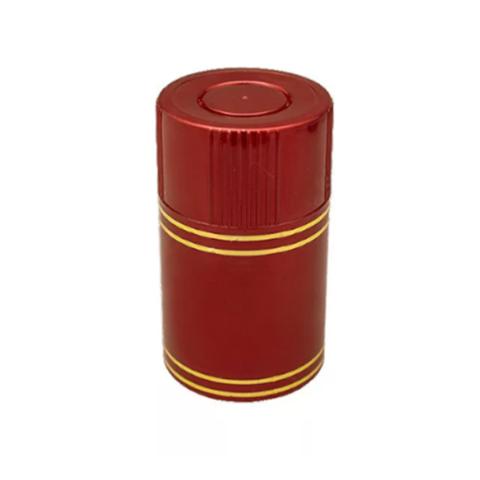 Пробка Гуала 57 мм, красная
