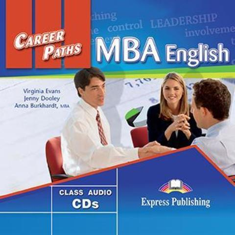 MBA  Class CD (set of 2)