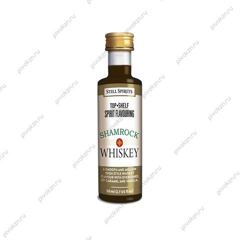 "Эссенция Still Spirits ""Shamrock Whiskey Spirit"" (Top Shelf), на 2,25 л"