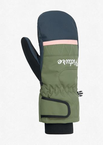 Варежки женские Picture Organic Picture Organic KENOSEE MITTS C Dark Blue Army Green