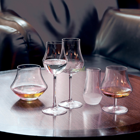 Набор из 6-и бокалов для крепких напитков 165 мл, артикул U1062. Серия Open Up Spirits