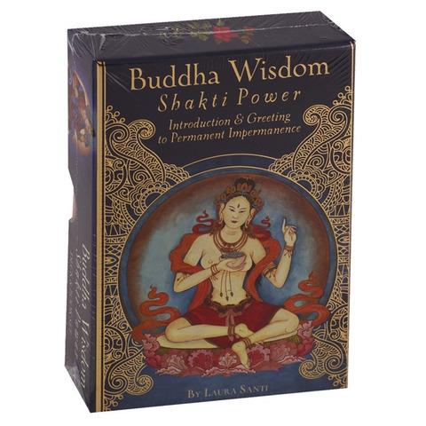 Оракул Мудрость Будды Сила Шакти