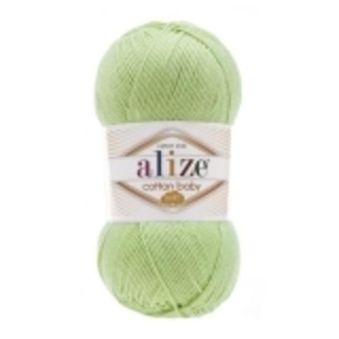 COTTON BABY SOFT ALIZE (50% хлопок, 50% полиакрил, 100гр/270м)