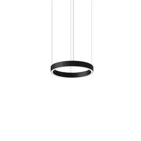 Подвесной светильник копия Light Ring by HENGE D40 (черный)