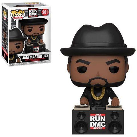Фигурка Funko POP! JMJ RUN DMC 4EVER || Jam Master Jay