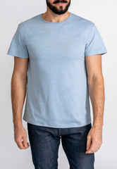 Футболка мужская короткий рукав G145-RM-3001_R (серо-голуб м.)