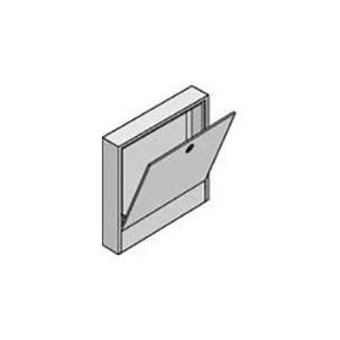 Шкаф коллекторный открытый  Uponor Vario NT 705 x 160 мм