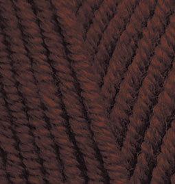 Пряжа Alize Lanagold Plus коричневый 26