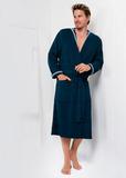 Махровый халат с капюшоном Taubert