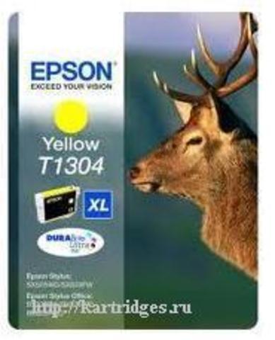 Картридж Epson T13044010