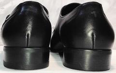 Красивые мужские туфли весна Ikoc 2205-1 BLC.