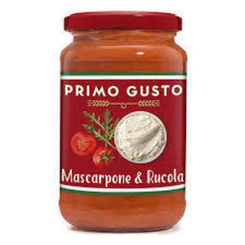 Соус томатный с Маскарпоне и рукколой Primo Gusto 350г