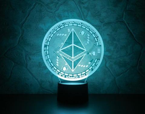 Светильник Ethereum (Эфириум)