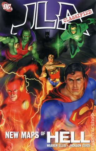JLA Classified: New Maps of Hell TPB