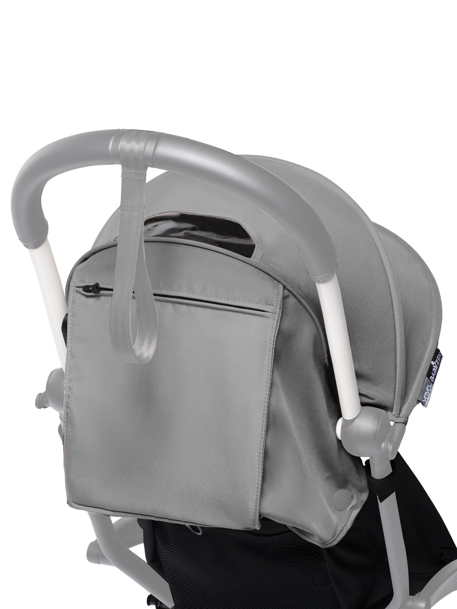 Текстиль сменный для колясок YoYo 6+ Grey Серый